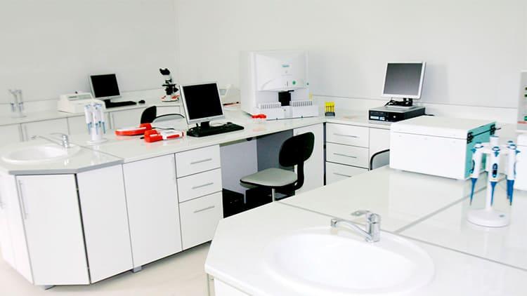 Laboratorio de referencia